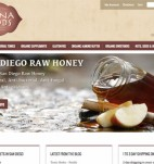 Asana Foods Website